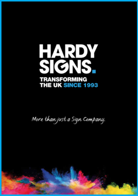 Our brochure - Hardy Signs Ltd
