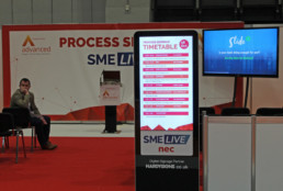 SME live expo   Exhibition Signage   Events Signage   Hardy Signs   2018   8