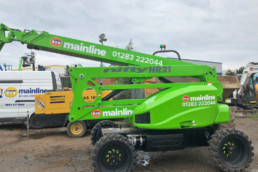 Mainline | Vehicle signage | Vehicle Graphics | Hardy Signs Ltd | 2019 | 6