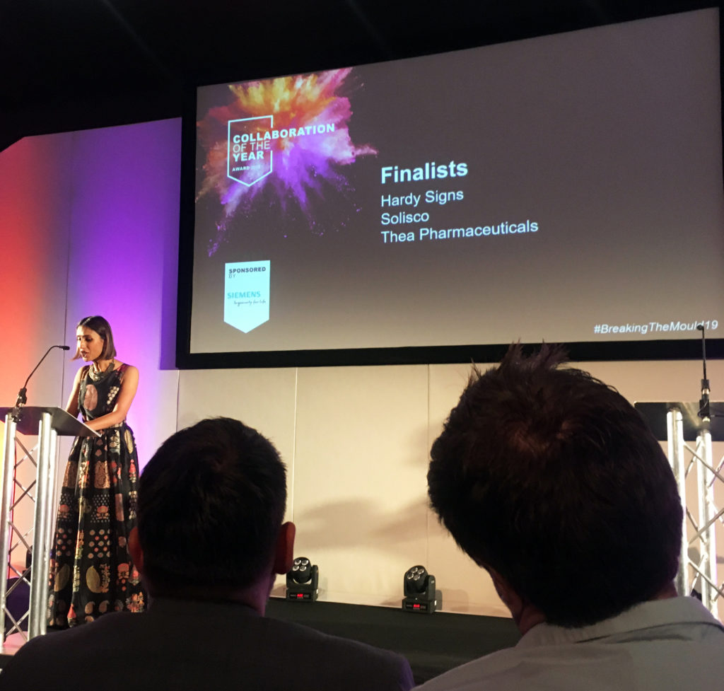 Keele University | Breaking the Mould Awards | Nik Hardy _ Anita Rani | Hardy Signs | 2019
