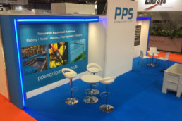 PPS Equipment Midlands | Exhibition & Display | Modular Stands | 2019 | 5