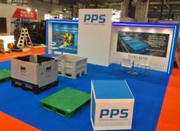 PPS Equipment Midlands | Exhibition & Display | Modular Stands | 2019 | 6