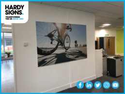 Adient - Hardy Signs - Signage Solutions