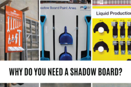 Why do you need a shadow board - Hardy Signs - Blog Post