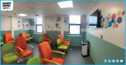 Northampton General Hospital - Hardy Signs - Wallpaper and Wall Signage